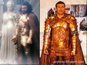"""Tammer Hannsan in """"Clash of the Titans"""""""
