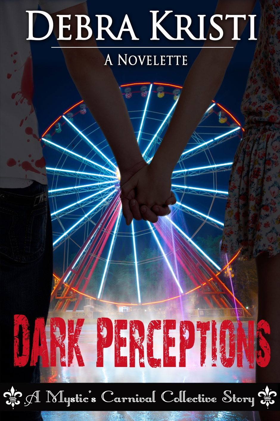 Dark Perceiptions by Debra Kristi, author