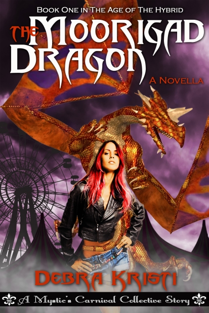The Moorigad Dragon in New Release by Debra Kristi, author