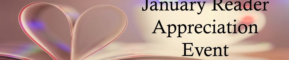 January Reader Appreciation Event by Debra Kristi, Author
